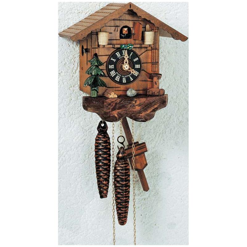 Cuckoo clock 19 Anton Schneider chalet 33/9