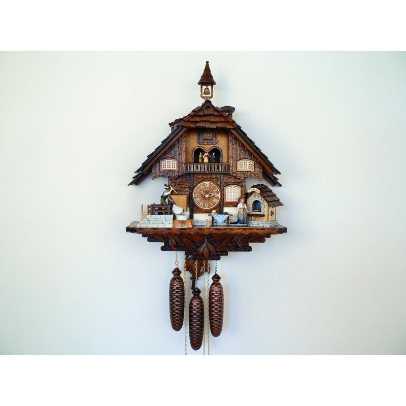 Zegar z kukułką Schneider 8TMT 2550/9