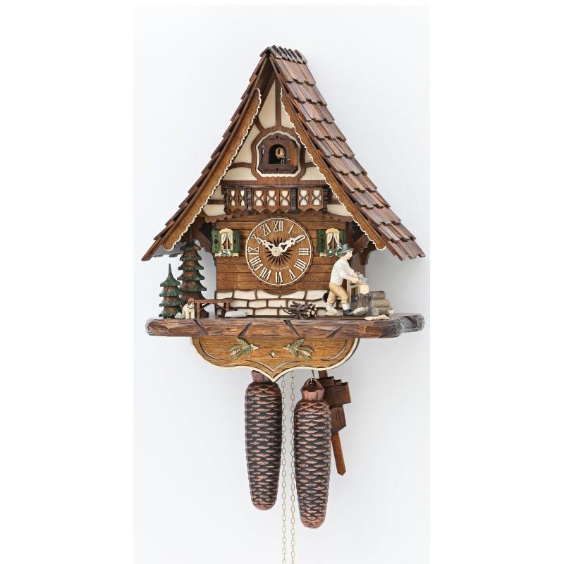 Zegar z kukułką Hekas 816 EX