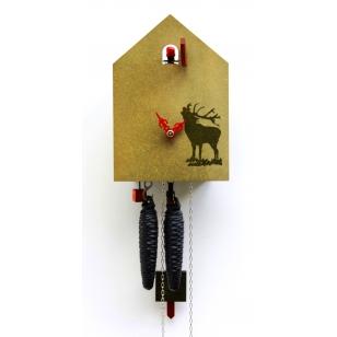 Cuckoo clock Rombach Haas...