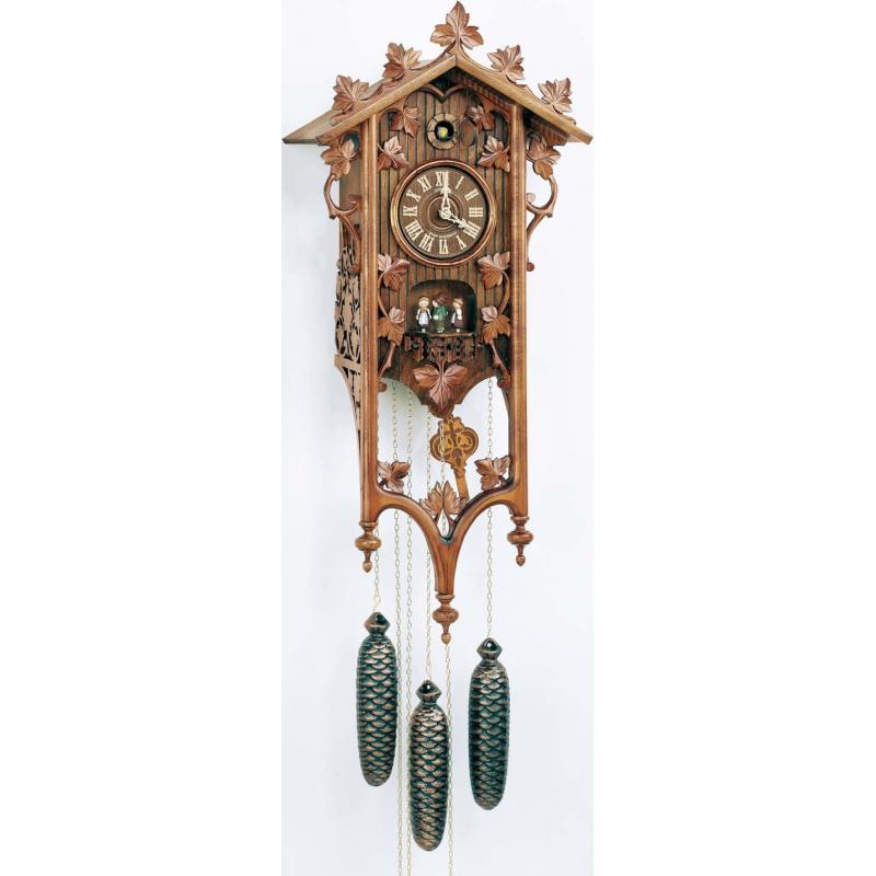 Zegar z kukułką Schneider rustik