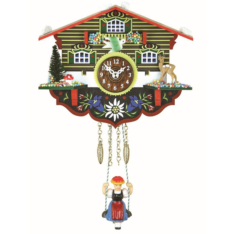 Cuckoo clock Trenkle 2003 SQ