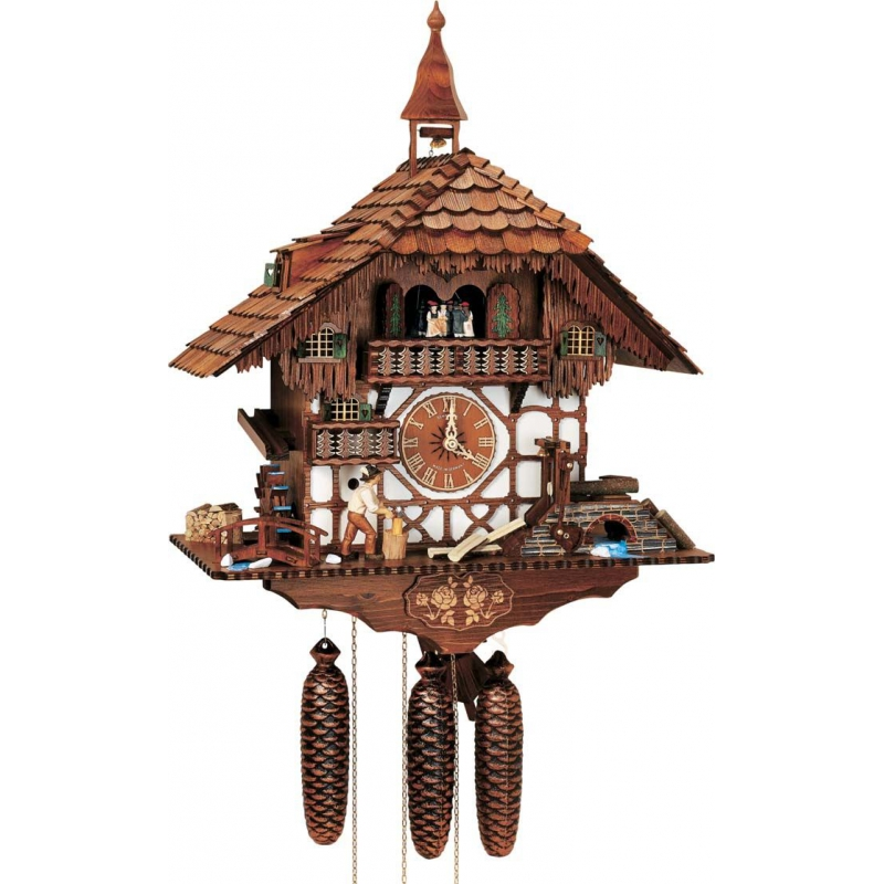 Kukučkové hodiny Schneider 1575/9