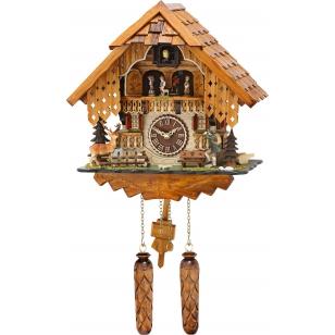 Cuckoo clock Trenkle 493 QMT HZZG
