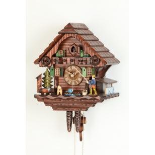 Kukučkové hodiny Hekas 1673...