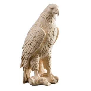 Statue Golden eagle P6004