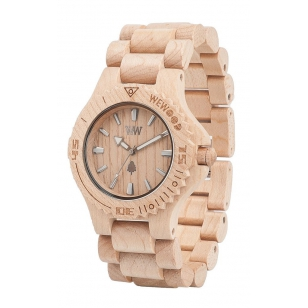 Watches Wewood Date Flower...