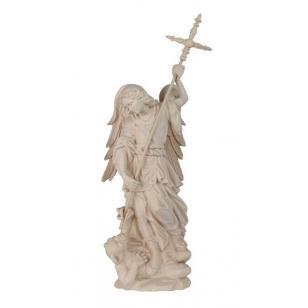 Soška svätý Michal archanjel