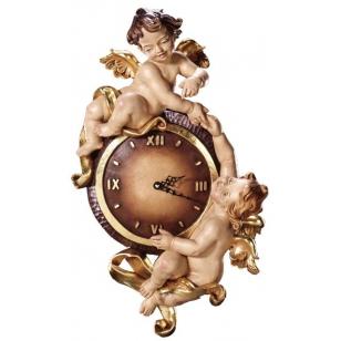 Drevené hodiny aňjeli