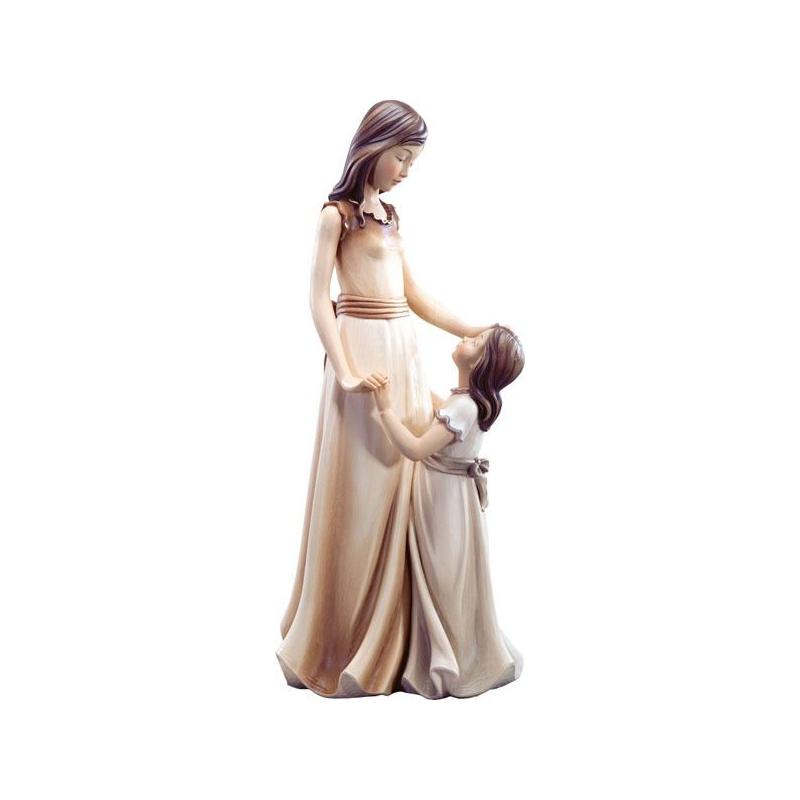 Žena s dievčatkom