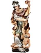 Drevené sochy svätých na predaj