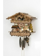 One day music cuckoo clocks