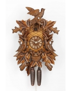Cuckoo clocks with 8-days mechanizm