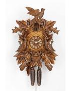 Kukučkové hodiny s osemdňovým mechanizmom