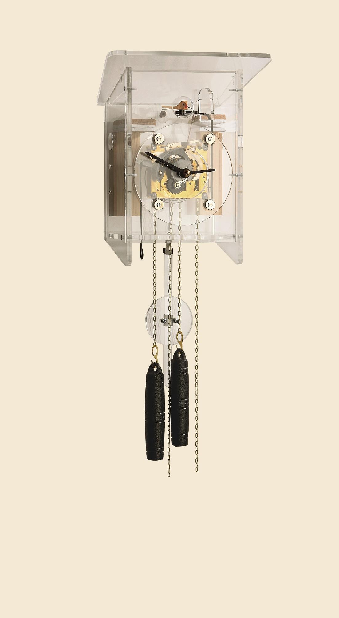 Kukučkové hodiny Hubert Herr 111/2 AC